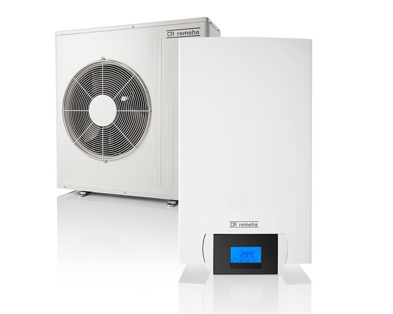 Immens - Particulier - producten - Warmtepomp